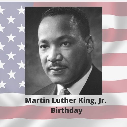MLK Birthday