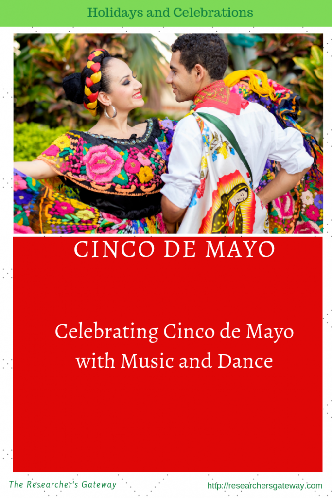 Celebrating Cinco de Mayo with Music and Dance