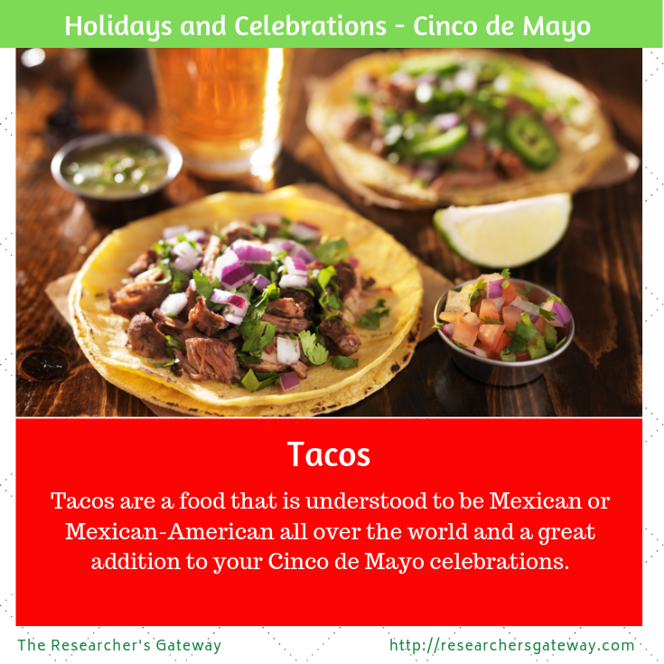 Cinco de Mayo - Tacos