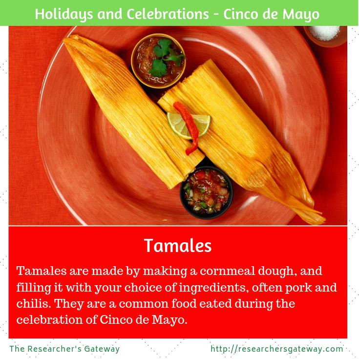 Cinco de Mayo - Tamales