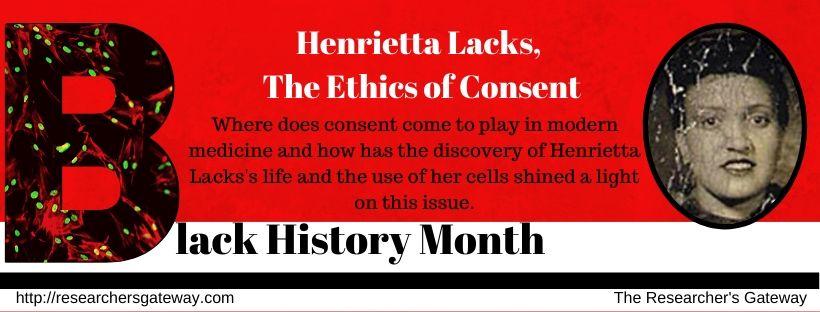 Henrietta Lacks, the Ethics of Consent