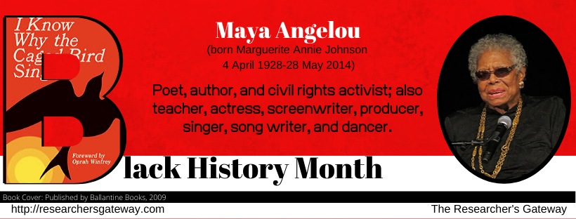 Maya Angelou her life and works