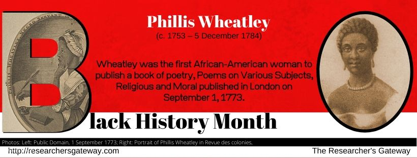 The Early Life of Phillis Wheatley